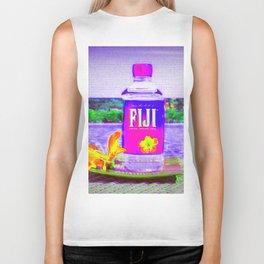 Fiji Water Biker Tank