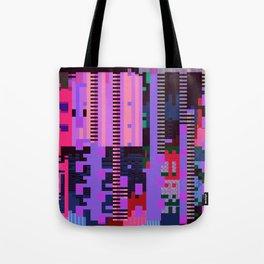 taintedcanvasmosh1 Tote Bag