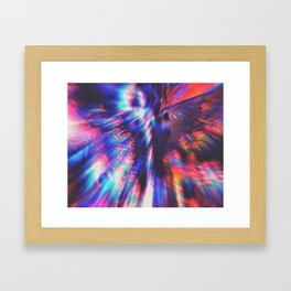 Floo Powder Framed Art Print