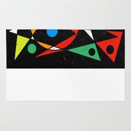 Abstract #120 Rug