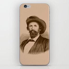 General John Hunt Morgan iPhone Skin