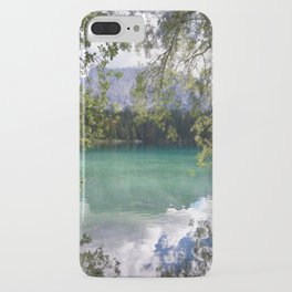 When Nature Sings Her Lullaby iPhone Case