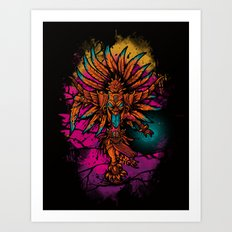 Ancient Spirit Art Print