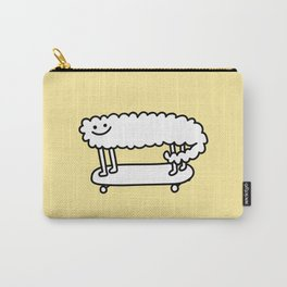 Skater Sheep Carry-All Pouch