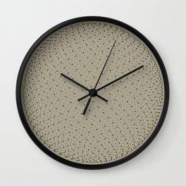 Fibo Orb Draw Wall Clock