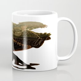 Hercules and The Nemean Lion Coffee Mug