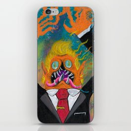 Nightosphere Trump // DRTARTS iPhone Skin