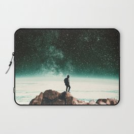 Intergalactic Adventure Awaits Laptop Sleeve