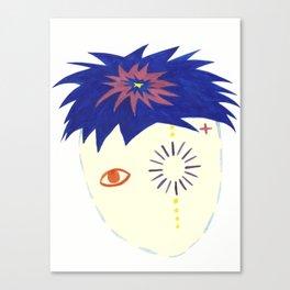 Buffering Canvas Print