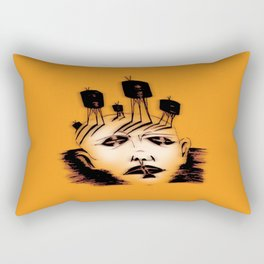mind over media Rectangular Pillow
