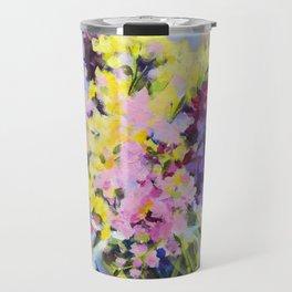 Beautiful Bouquet Travel Mug