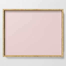 Pink Blush Make Up Blusher Colour Serving Tray
