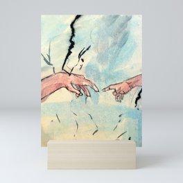 The Creation of Art Mini Art Print