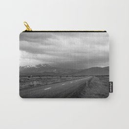 Road to Hekla Carry-All Pouch