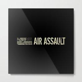 Black Flag: Air Assault Metal Print