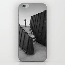 Lone Man iPhone Skin