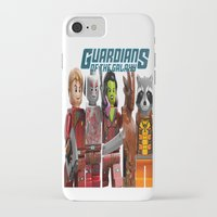 guardians of the galaxy iPhone & iPod Cases featuring guardians of the galaxy by store2u