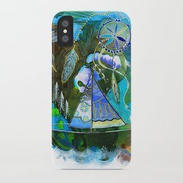 The Dream Boat iPhone Case