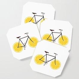 Lemon Bike Coaster