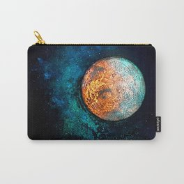 Mars and Luna Carry-All Pouch