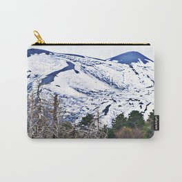 Vulcano Etna on the Isle of Sicily Carry-All Pouch
