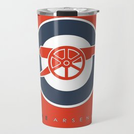 The Arsenal Travel Mug