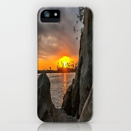 Distant Dream - Pirates Cove iPhone Case