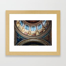 St. Isaac's Cathedral Framed Art Print