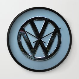 VW Camper Van Wall Clock
