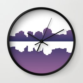 Halifax Afternoon Wall Clock