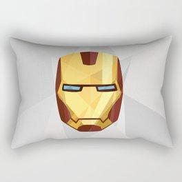 IronMan Fracture Rectangular Pillow
