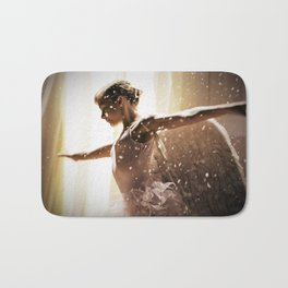 Angel Ballerina Bath Mat