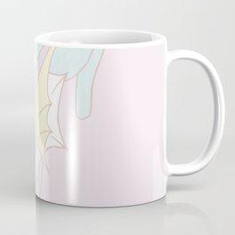 Vaporeon in pastel Coffee Mug