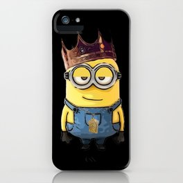 Minking iPhone Case