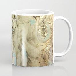 Fantasy Winter Warrior Coffee Mug