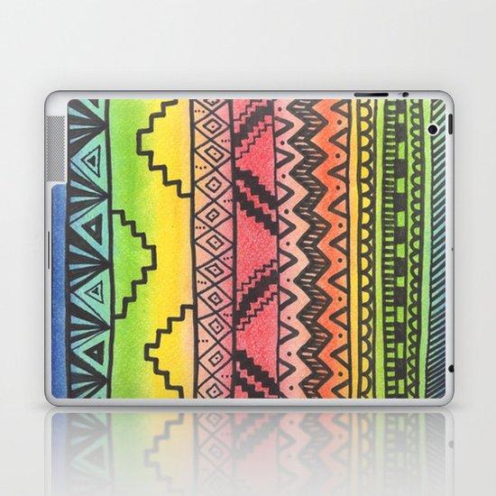 Tribal #3 Laptop & iPad Skin