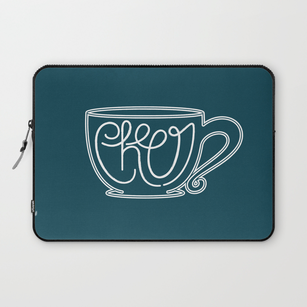 Cup Of Cheer Laptop Sleeve LSV8447473