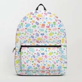 Rainbow Snog Party! Backpack