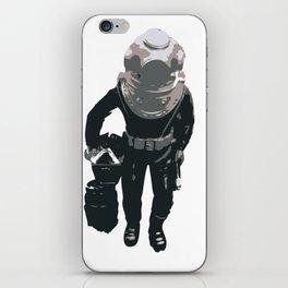 Scuba Diver iPhone Skin