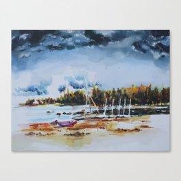 Michigan 3 Canvas Print