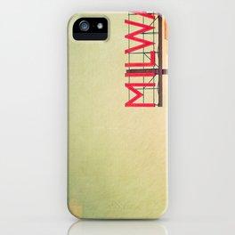 MPM iPhone Case