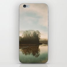 Calm Lake iPhone & iPod Skin