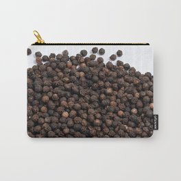 Black pepper texture Carry-All Pouch