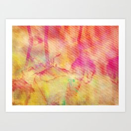 abstract photography 003 Art Print