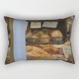 Peach Puff Rectangular Pillow