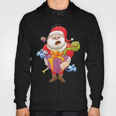 A Christmas Gift from Halloween Creepies to Santa Hoody