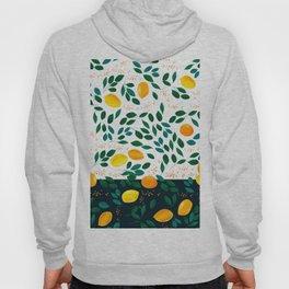 Lemon Orange Hoody