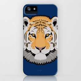 The Wild Ones: Siberian Tiger iPhone Case