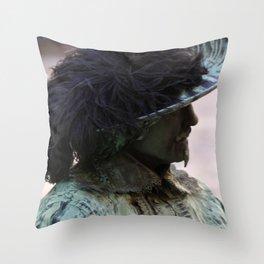 Prague XI Throw Pillow
