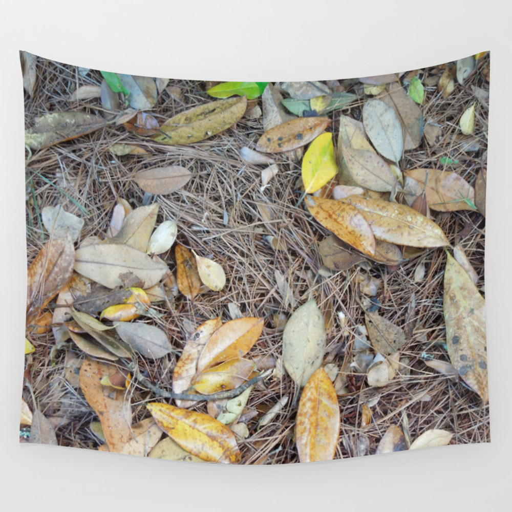 Nature's Carpet Wall Tapestry by Ladytanyableudragon TPS7049604